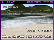 DV - Real waves 3d  low and high waves