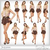 *EverGlow* - Juicy poses