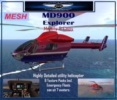 MD900 Explorer