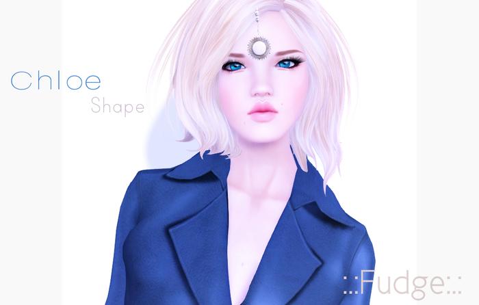 :.:CHLOE Shape* by :.:Fudge:.:✿ DEMO to Try*