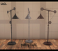 tarte. pulley light - silver