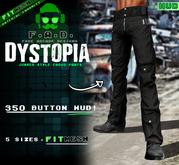 F.A.D. // Men's Dystopia Junker Pants DEMO