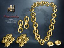 .:JUMO:. Aeryn Jewelry Gold