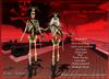 -Lamu Fashion-Halloween Costume *Pirate Skeleton Avatar Unisex*SPECIAL PRICE