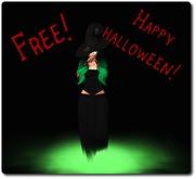 FREE: Halloween Witch fog