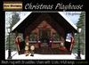 .:Bee Designs:. Christmas  Playhouse-box