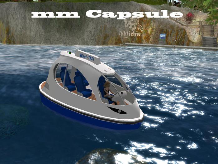 Michie Marine Capusule
