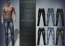 G I O M E N - Vamos Jeans [FAT PACK]