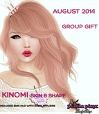 .:Panda Punx:. BS Kinomi Natural August 2014 GG