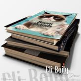 =EliBaily=  Book Stack Decor