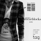 tag. jacket breezeblocks [demo]