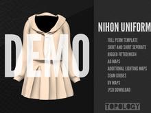 Topology - Rigged Fitmesh Full Perm Nihon Uniform DEMO