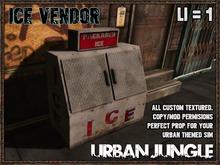 ICE VENDOR - MESH - 1LI - URBAN JUNGLE
