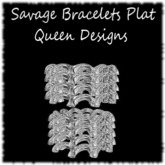 Savage Bracelets Plat