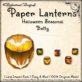 [DDD] Paper Lanterns - Batty