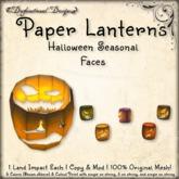 [DDD]  Paper Lanterns - Jack-o