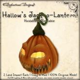 [DDD] Hallow's Jack-o-Lantern