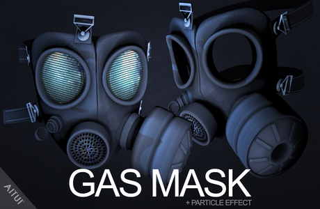 "AITUI - ""Within the Chamber"" Gas Mask"