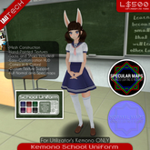 [Ai] Kemono School Uniform