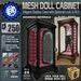 Er mesh doll cabinet  image