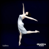 grafica ~ isadora (20 pose set)