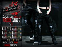 [R3] - Rebel Pants (Male) [V3]