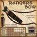 SpellFire Ranger Bow (Spell Fire 4.0)