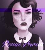 NOX. Renae Brows [Tattoo Layers]