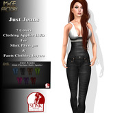 IMaGE Factory Just Jeans w/Slink Physique Applier