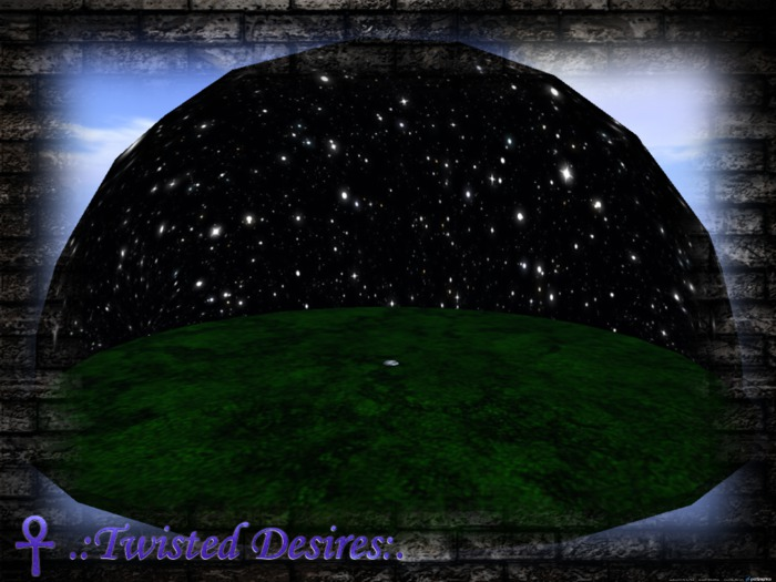.:TD:. Star Dome - Texture Changing Dome