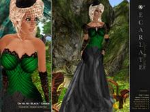 Oh Ha Ni - Black/Green