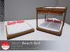 [DD] - FULL PERM  Beach Bed