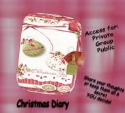 *DW* Christmas Diary 4