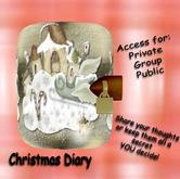 *DW* Christmas Diary 2