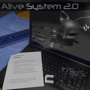 aiVerse Alive System 2.0 FEMALE