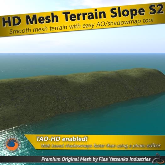 [FYI] HD Mesh Terrain Slopes S2 FULL PERM
