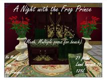 A Night with the Frog Prince