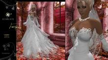 (DEMO) Ecarlate - Fariany - Dress Mariage Wedding Bridal Gown