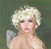 ~*~Shar's Specials~*~Blossom Wreath, more narrow