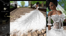 (DEMO) Ecarlate - Emotional - Dress Mariage Wedding Bridal Gown