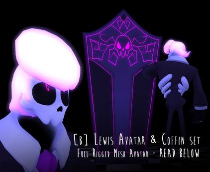 [b] Lewis Avatar & Coffin 1.1