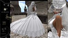(DEMO) Ecarlate - Marylin - Dress Mariage Wedding Bridal Gown