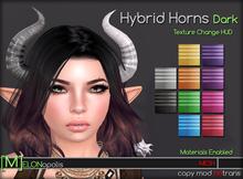 [M] Hybrid Horns // Dark