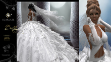 (DEMO) Ecarlate - Bellimy - Dress Mariage Wedding Bridal Gown