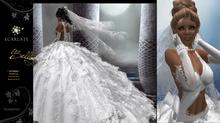 (DEMO) Ecarlate - Bellimy - Dress Mariage Wedding Bridal Gown