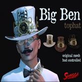 [SWaGGa] Mesh BigBen Tophat HUD Controlled