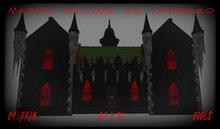 Mansion oscura de vampiros