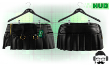 F.A.D. // Vionette Buckled Pleated Skirt DEMO - Materials