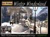.:Bee Designs:.Winter wonderland box