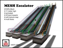 MESH-Animated Escalator [ Full Perm]